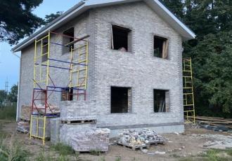 Почему мы строим дома из Лего кирпича